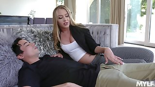 19 yo mint boy enjoys meeting his young stepmom Jeanie Marie Sullivan
