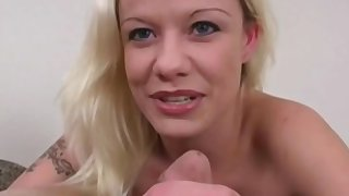 Snazzy Blowjob Mistress Facial To Cum Deeply Coupled with Arousingly