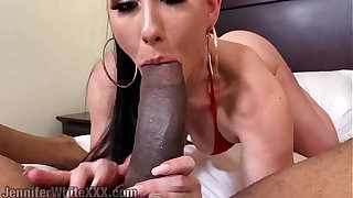 Her Butthole wasn't on the very point of with respect to such a huge BBC