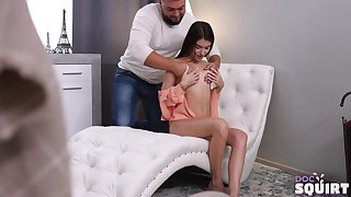 Squirting Orgasm is the Dream for Slippery Teen Chick