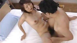 Horny japanese full-grown babes sucking part5