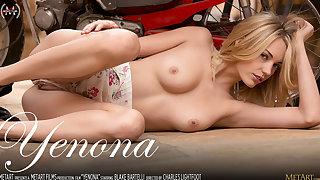 Yenona - Blake Bartelli - Met-Art